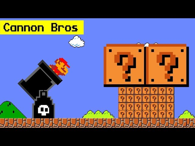 cannon Mario (series)