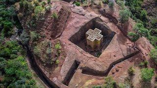 Glamorous view of Ethiopia