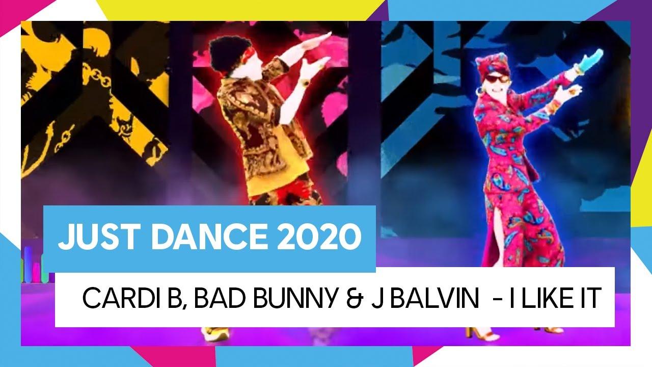 JUST DANCE 2020_Cardi B, Bad Bunny & J Balvin _ I Like It