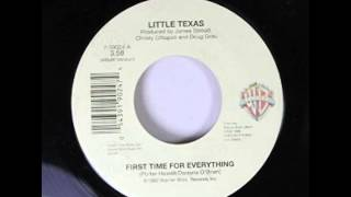 Watch Little Texas First Time For Everything video