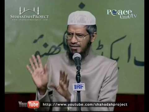 HQ: Jihad aur Dahshatgardi - Dr. Zakir Naik (Urdu) [Part 18/19]