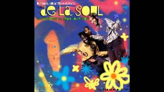 Words From The Chief Rocker | De La Soul | DJ Gibril Kuyateh
