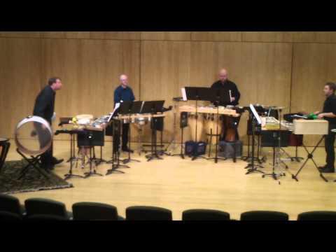 Brandon's Masters Recital Part 2