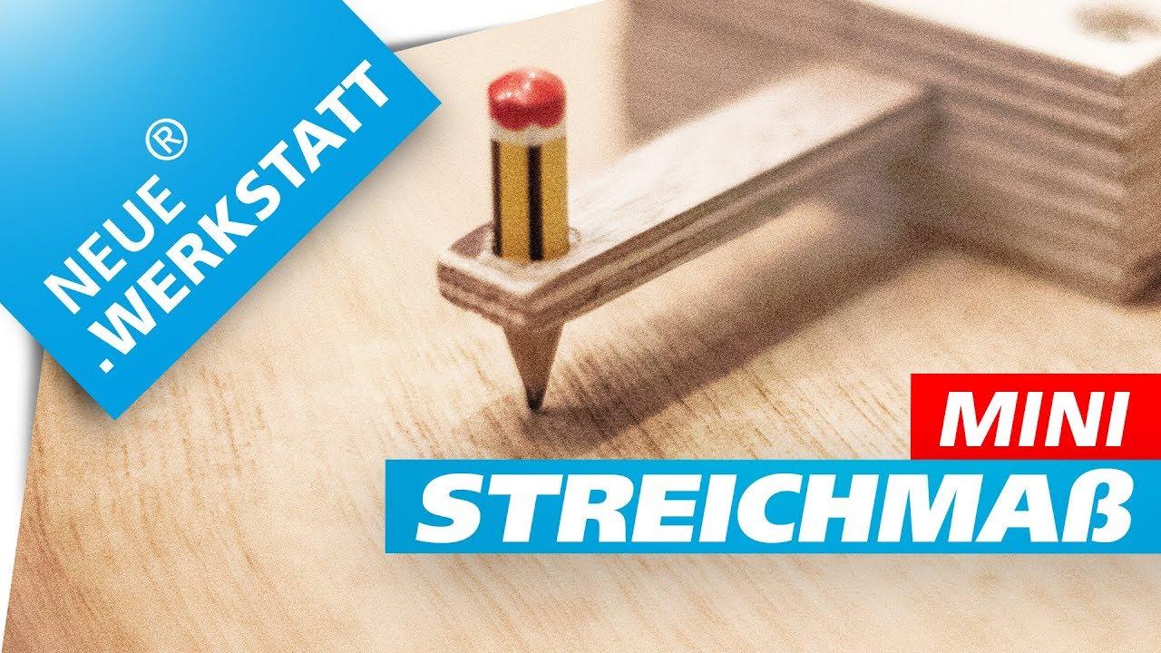 streichma mit bleistift anreisser und anreiss hilfe selber bauen werkstatt deutsch. Black Bedroom Furniture Sets. Home Design Ideas