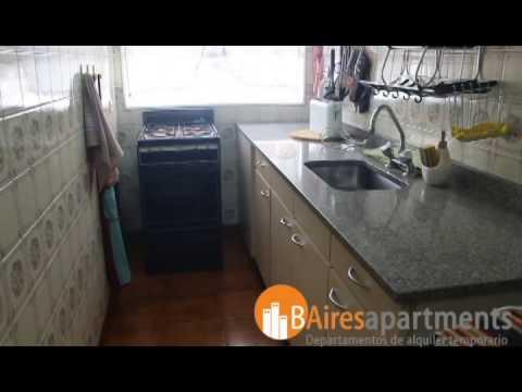 Las Heras & Rep. Arabe Siria, BAires Apartments Rental - Palermo