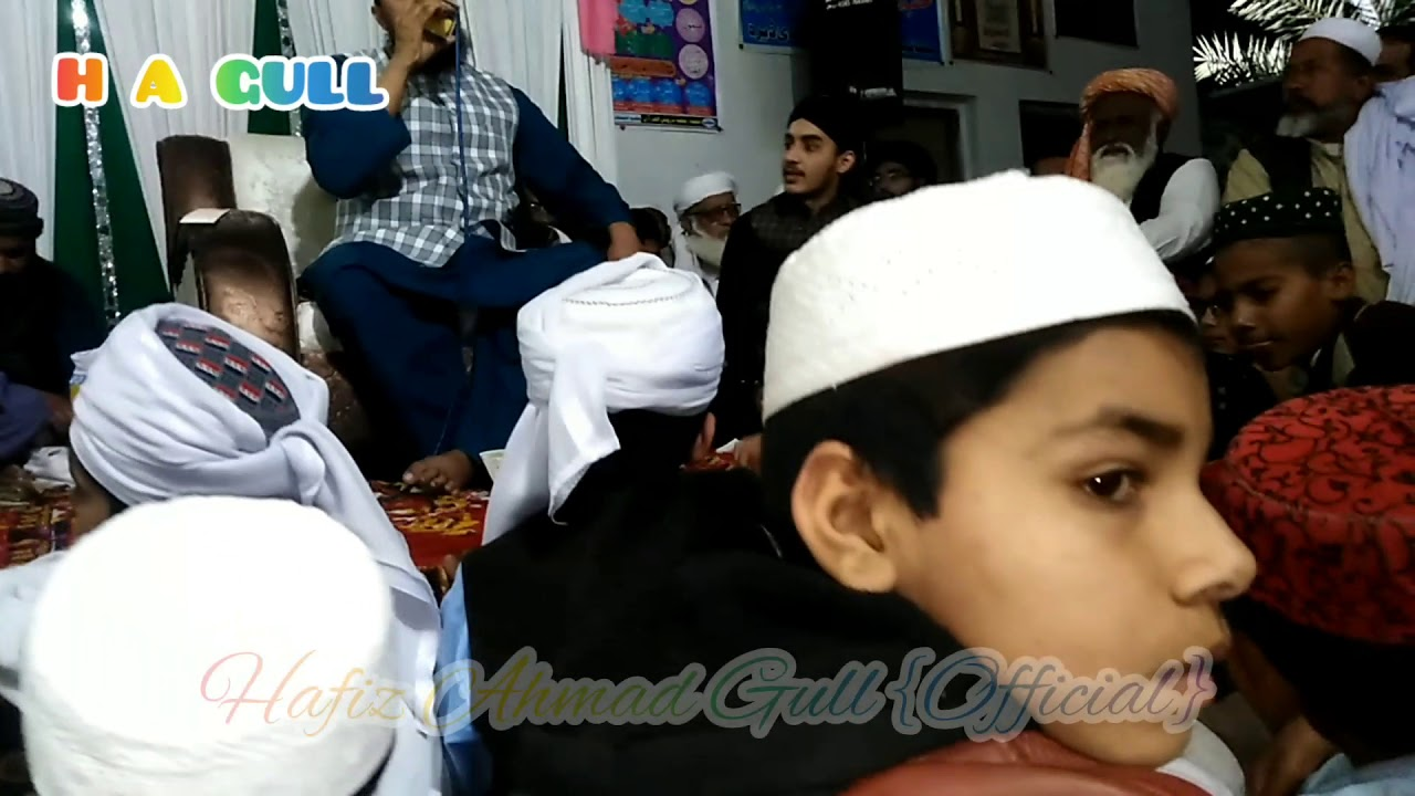 Download New Hamd 2020||Mere Khuda ||Hafiz abubakar Madni