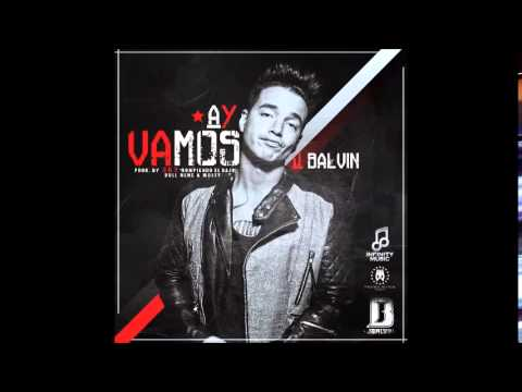 Ay Vamos - J Balvin