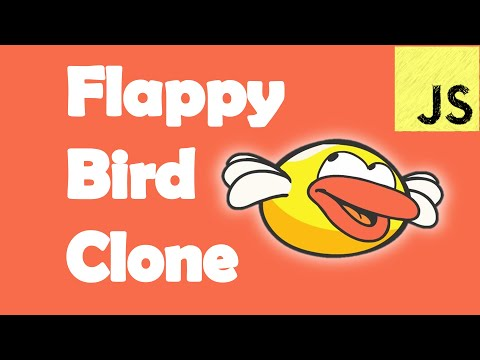 Create The Original Flappy Bird Game Using JavaScript And HTML5 Canvas