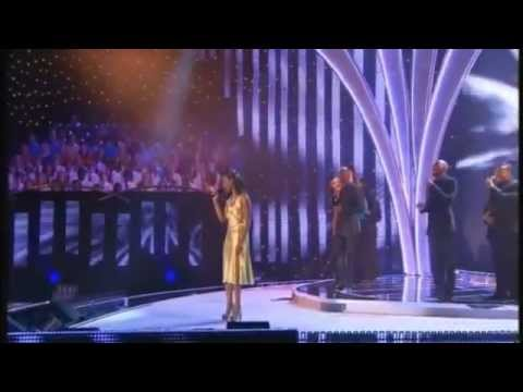 Beverley Knight & LCGC on Songs of Praise - 'I am not Forgotten' by Israel Houghton