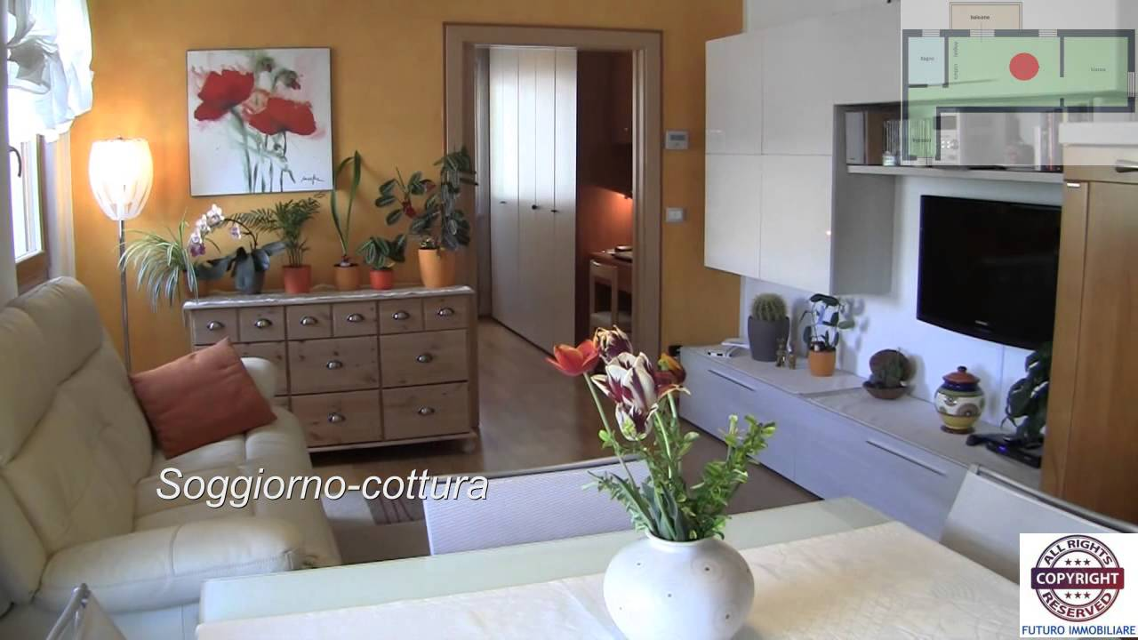 Futuro5544 soggiorno con angolo cottura e garage s giacomo for Soggiorno angolo cottura