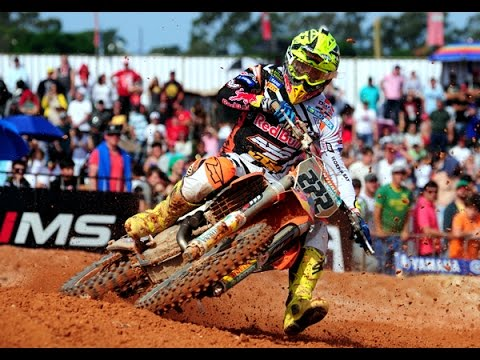 2ª Etapa Copa Brasil De Motocross 2015 - São José SC Mx1 E Mx2