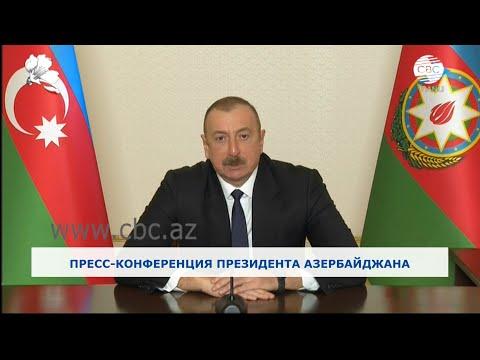 Ильхам Алиев: Азербайджан отомстил за жертв Ходжалы на поле боя