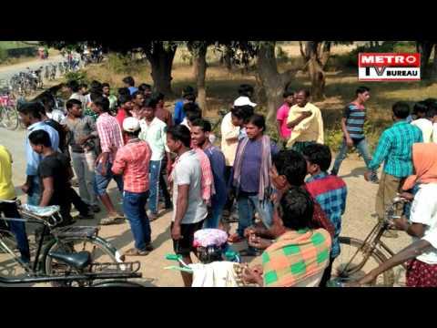Dead Body Found In Purusottampur, Ganjam District