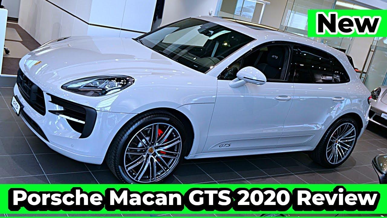 New Porsche Macan Gts 2020 Review Interior Exterior Youtube