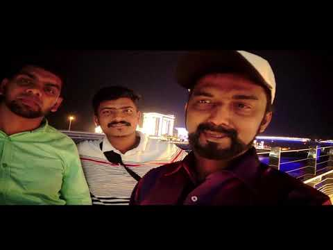 Blue Water Island Dubai ||    u a e latest destination 2019 / movie style/ 4K HD  video
