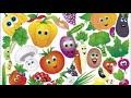 Piosenka dla dzieci - Ogórek zielony ma garniturek