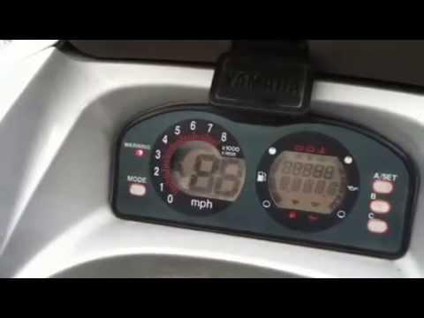 2001 Yamaha Waverunner XLT1200 YouTube