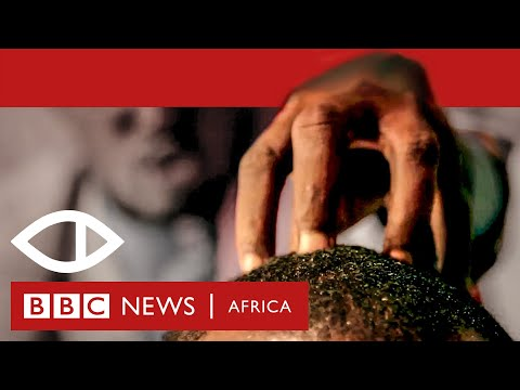 Rehab Nightmare: Drugs, Chains and Canes - Full Documentary - BBC Africa Eye