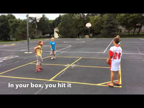 4 Square Rules