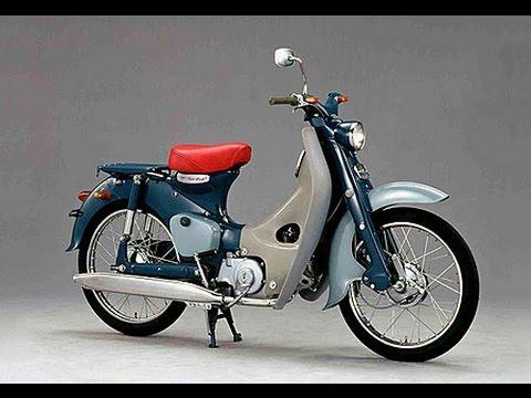 смотрите сегодня Honda Super Cub 50 C100 1960s видео новости на