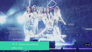 ???? TWICE[4K ??]?? Content Video@20160701 Rock Music
