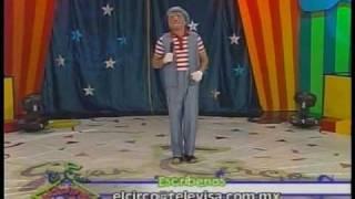 La Abuelita en El Circo de Los Chicharrines (2-Ago-08)