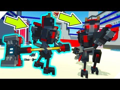 Роботы мультфильм роботы гладиаторы