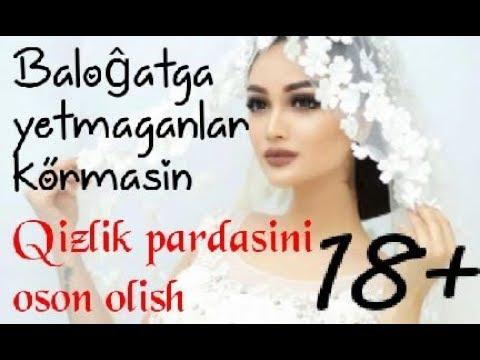 Qizlik Pardasini Oson Olish