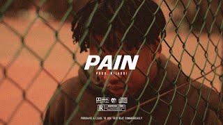 PAIN - Wizkid x Burna Boy x Omah Lay Type Beat   Afrobeat Instrumental