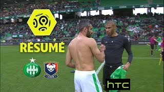 Video Gol Pertandingan Saint-Etienne vs SM Caen