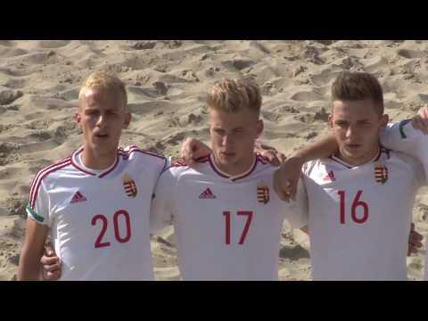 Hungary🇭🇺️  - France🇨🇵️ u21 Talent Beach Soccer Tournament 3. day ⚽