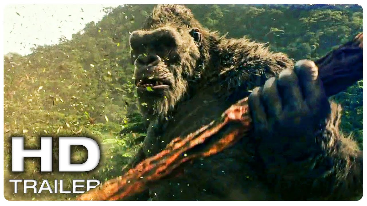 "GODZILLA VS KONG ""Kong Tries To Break The Barrier Shield"" Trailer (NEW 2021) Monster Movie HD"