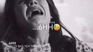 khuda kabhi tujhe bhi to pyar hoga Heart Broken Song whatsapp video status