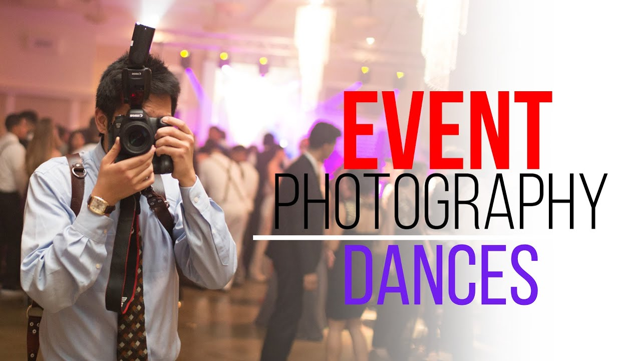 Event Photography Tips Dances Reception Youtube