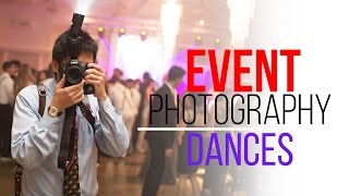 Event Photography Tips: Dances (Reception)