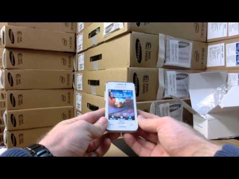 Samsung Star 3 Duos Handy im Unboxing [DE]