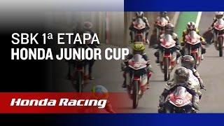 SuperBike BR - 1ª Etapa - Honda Junior Cup | Honda Racing