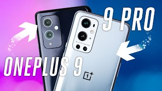 OnePlus 9 and 9 Pro review