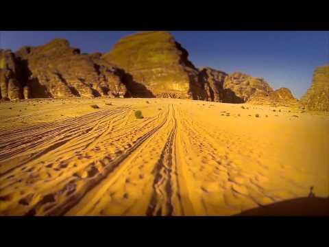 Wadi Rum Time Lapse
