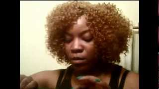 REINSTALLMENT ISIS JERRY CURL  QUICK WEAVE TUTORIAL WITH INVISIBLE PART !!!!