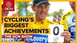 Cycling's Greatest Achievements Ever | GCN Show Ep. 360