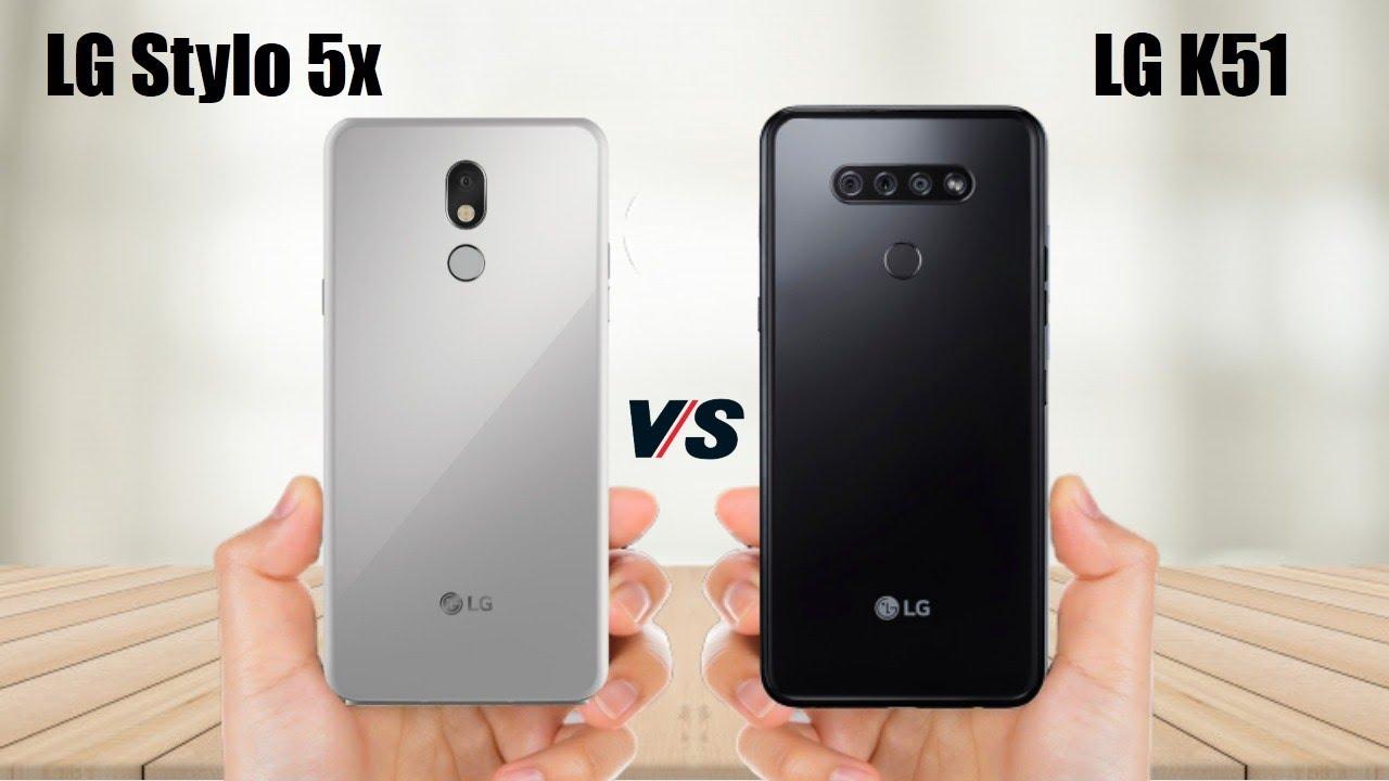Lg Stylo 5x Vs Lg K51 Boost Mobile Youtube