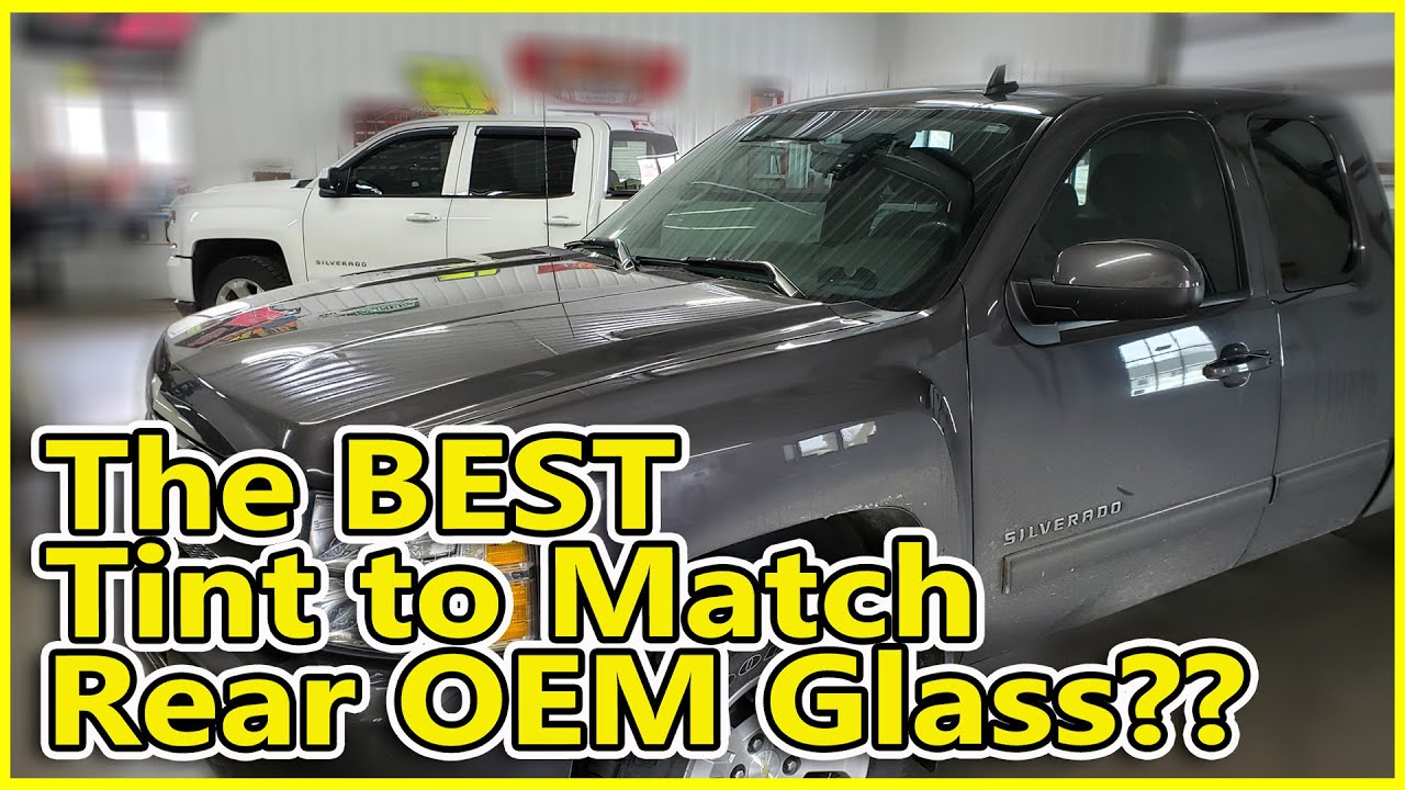 The Best Front Match Window Tint Percent For 2020 Youtube