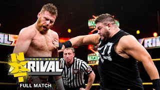 FULL MATCH - Kevin Owens vs. Sami Zayn - NXT Title Match: NXT TakeOver: Rival