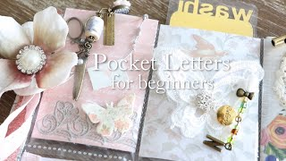 Pocket Letters for beginners| What is a Pocket Letter?