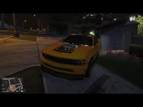 GTA V Online | Dam de o masina super tare !!!