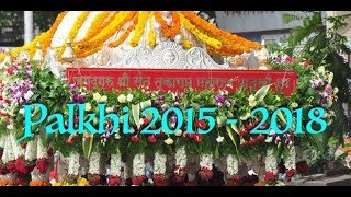 Palkhi Festival Pune 2018 compilation. Dnyaneshwar maharaj palkhi 2018