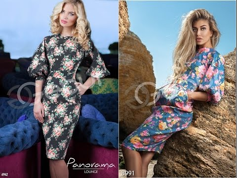 Gepur Платье №6942; Платье №8991