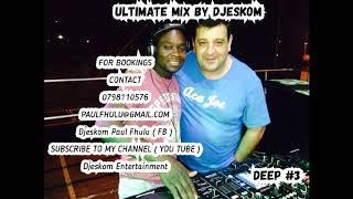 Deep house short mix by djeskom -