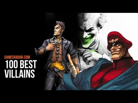 100 Best Villains of All Time